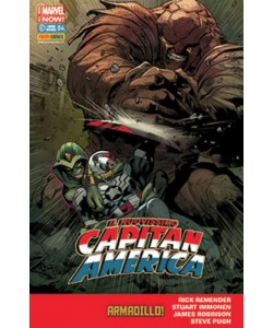 Nuovissimo Capitan America - N° 4 - Il Nuovissimo Capitan America - Capitan America Marvel Italia
