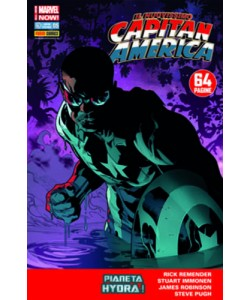 Nuovissimo Capitan America - N° 5 - Il Nuovissimo Capitan America - Capitan America Marvel Italia
