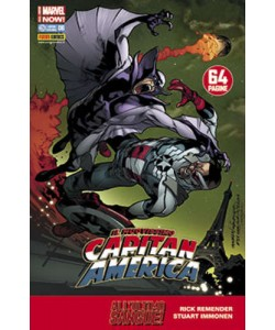 Nuovissimo Capitan America - N° 6 - Il Nuovissimo Capitan America - Capitan America Marvel Italia