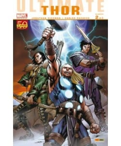 Ultimate Comics - N° 2 - Thor 2 (M2) - Marvel Italia