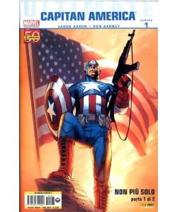 Ultimate Comics - N° 3 - Capitan America 1 (M2) - Marvel Italia