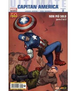 Ultimate Comics - N° 4 - Capitan America 2 (M2) - Marvel Italia
