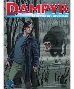 Dampyr - N° 159 - La Bestia Del Gevaudan - Bonelli Editore