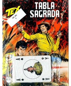 Tex Gigante - N° 681 - Tabla Sagrada - Tex Bonelli Editore