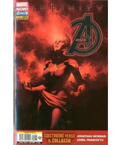 Avengers - N° 10 - Avengers - Avengers Marvel Italia