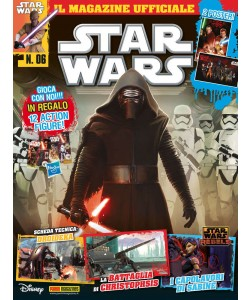 Panini Legends - N° 11 - Star Wars Magazine 6 - Panini Comics