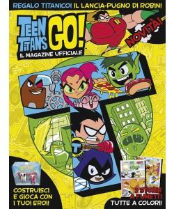 Teen Titans Go! Magazine - N° 1 - Teen Titans Go! Magazine - Panini Go Panini Comics
