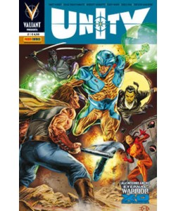 Valiant Presenta - N° 2 - Unity - Panini Comics