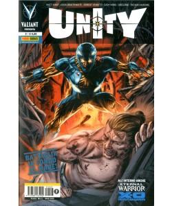 Valiant Presenta - N° 3 - Unity - Panini Comics