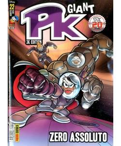 Pk Giant - N° 22 - Zero Assoluto - Panini Disney