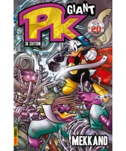 Pk Giant - N° 23 - Mekkano - Panini Disney