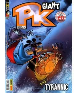 Pk Giant - N° 24 - Tyrannic - Panini Disney