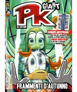 Pk Giant - N° 25 - Frammenti D'Autunno - Panini Disney