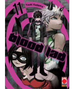 Blood Lad (M17) - N° 11 - Blood Lad - Manga Code Planet Manga
