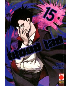 Blood Lad (M17) - N° 15 - Blood Lad - Manga Code Planet Manga