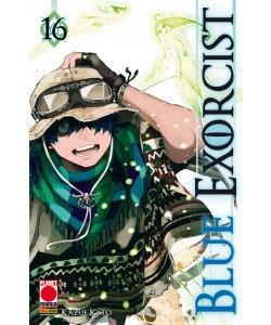 Blue Exorcist - N° 16 - Manga Graphic Novel 104 - Planet Manga