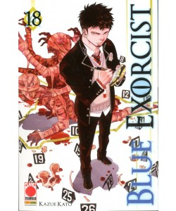 Blue Exorcist - N° 18 - Blue Exorcist - Manga Graphic Novel Planet Manga