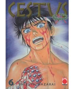 Cestus - N° 6 - Cestus - Planet Manga