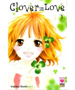 Clover In Love - N° 3 - Clover In Love (M4) - Planet Pink Planet Manga