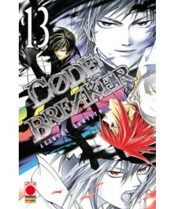 Code Breaker - N° 13 - Code Breaker - Manga Superstars Planet Manga