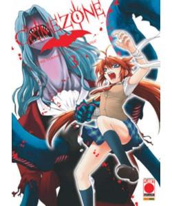 Crimezone - N° 3 - Crimezone - Akuma Planet Manga