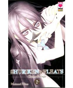 Cuore Di Ninja (M2) - N° 2 - Cuore Di Ninja 2 - Manga Heart Planet Manga