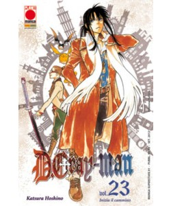 D.Gray-Man - N° 23 - D.Gray-Man - Manga Superstars Planet Manga