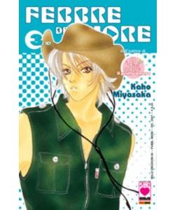 Febbre Del Cuore - N° 3 - Febbre Del Cuore (M10) - Mille Emozioni Planet Manga