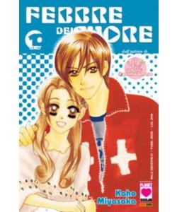 Febbre Del Cuore - N° 10 - Febbre Del Cuore (M10) - Mille Emozioni Planet Manga