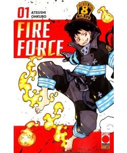 Fire Force - N° 1 - Fire Force - Manga Sun Planet Manga