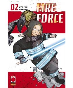 Fire Force - N° 2 - Fire Force - Manga Sun Planet Manga