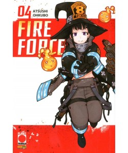 Fire Force - N° 4 - Fire Force - Manga Sun Planet Manga