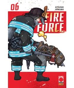 Fire Force - N° 6 - Fire Force - Manga Sun Planet Manga