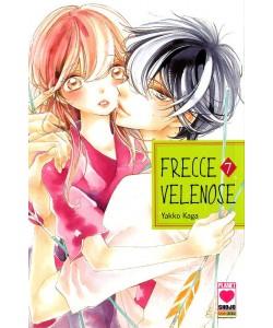 Frecce Velenose - N° 7 - Frecce Velenose (M7) - Mille Emozioni Planet Manga