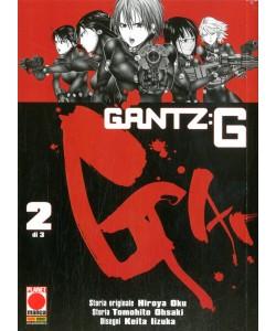 Gantz G (M3) - N° 2 - Gantz G - Manga Storie Nuova Serie Planet Manga