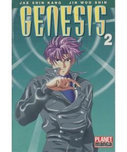 Genesis - N° 2 - Genesis 2 - Planet Manga
