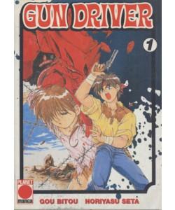 Gun Driver - N° 1 - Gun Driver 1 - Planet Manga