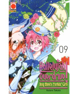 Hallelujah Overdrive - N° 9 - Hallelujah Overdrive - Collana Japan Planet Manga