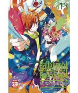 Hallelujah Overdrive - N° 13 - Hallelujah Overdrive - Collana Japan Planet Manga