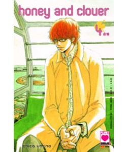 Honey And Clover - N° 4 - Honey And Clover 4 (M10) - Manga Love Planet Manga