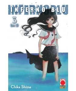 Inferno Blu - N° 3 - Inferno Blu 3 (M3) - Manga Love Planet Manga