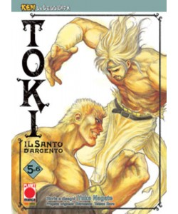 Ken La Leggenda - N° 17 - Toki Il Santo D'Argento 5 (M6) - Toki Planet Manga
