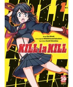 Kill La Kill - N° 1 - Kill La Kill - Blue Planet Manga