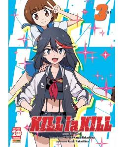 Kill La Kill - N° 3 - Kill La Kill - Blue Planet Manga