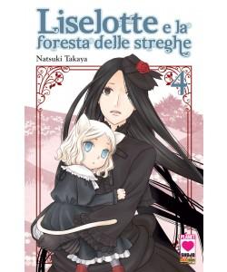 Liselotte - N° 4 - E La Foresta Delle Streghe - Manga Heart Planet Manga