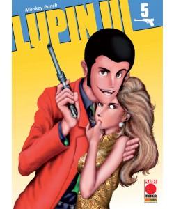 Lupin Iii - N° 5 - Lupin 5 - Planet Manga