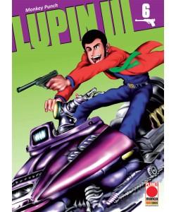 Lupin Iii - N° 6 - Lupin 6 - Planet Manga