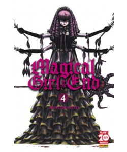 Magical Girl Of The End (M16) - N° 4 - Magical Girl Of The End - Akuma Planet Manga