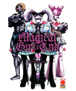 Magical Girl Of The End (M16) - N° 12 - Magical Girl Of The End - Akuma Planet Manga
