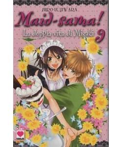 Maid-Sama! - N° 9 - La Doppia Vita Misaki (M18) - Manga Kiss Planet Manga